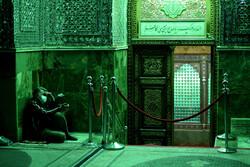 Ramadan nights in Imamzadeh Saleh shrine