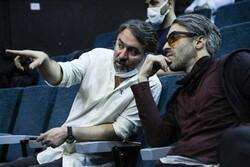 «مطلق» در عمارت نوفل لوشاتو/ کاوه سجادی حسینی تهیه کننده نمایش شد