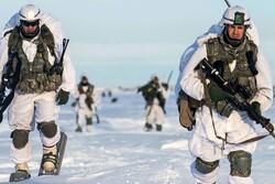 آمریکا در قطب شمال رزمایش برگزار می کند