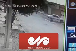 VIDEO: Moment when armed men assassinate Iran police officer