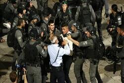 الاحداث الاخيرة التي وقعت في القدس أشعلت شرارة أسوأ تصعيد منذ شهور