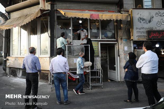 حال و هوای ماه رمضان در تهران