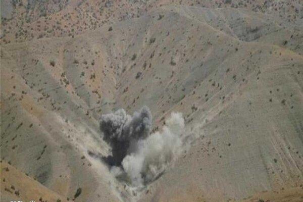 Turkish warplanes attack areas in Iraq's Duhok province