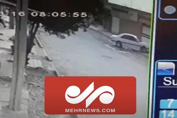 VIDEO: Moment when armed men assassinate Iran police officer
