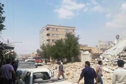 ۳ مصدوم حاصل  انفجار  دو منزل  مسکونی در جهرم