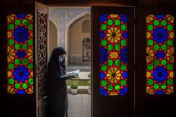 Şiraz'daki Kur'an-i Kerim ziyafetinden kareler