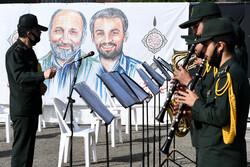 مراسم تأبين الحاج الشهيد اللواء سيد محمد حجازي/ بالصور