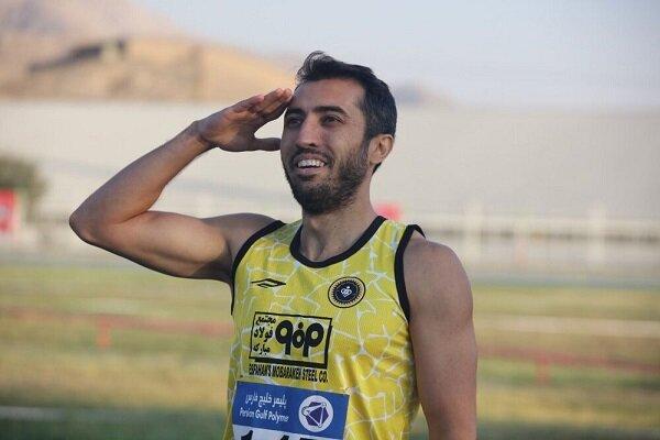 İranlı koşucu Türkiye'de şampiyon oldu