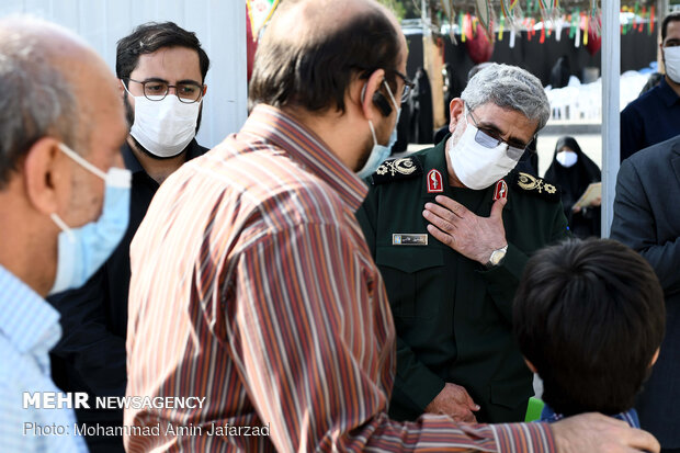 مراسم بزرگداشت سرلشکر شهید سید محمد حجازی