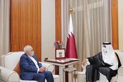 امیر قطر بر اهمیت روابط با ایران تاکید کرد