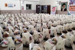 توزیع یک هزار بسته معیشتی بین مددجویان بهزیستی دزفول