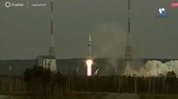 موشک سایوز ۳۶ ماهواره اینترنتی به مدار زمین برد