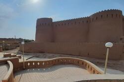 تخریبهای چند دههای قلعه ساسانیان شاهدیه در آستانه مرمت