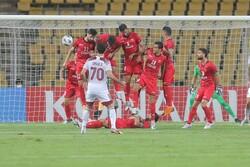 UAE's Al Wahda take Iran's Perspolis by surprise