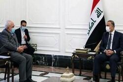 Zarif, Irak Başbakanı Kazımi ile görüştü