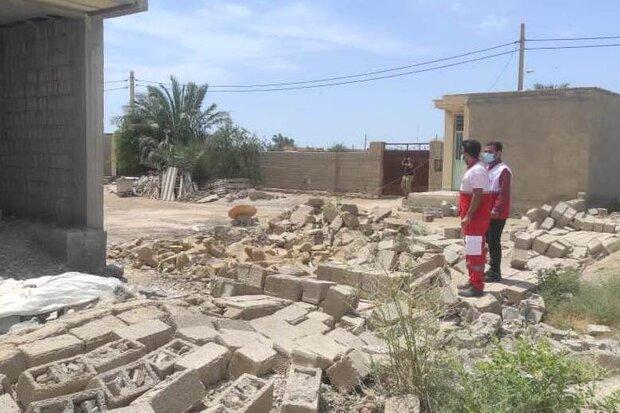 خسارتدیدگان زلزله در انتظار همت مسئولان/ لزوم تسریع در بازسازی