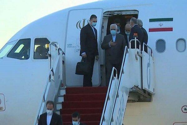 Dışişleri Bakanı Zarif Irak'ta