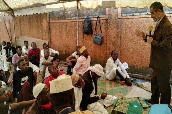 کارگاه فرهنگی و آموزشی رمضان شناسی در کامپالا برگزار شد