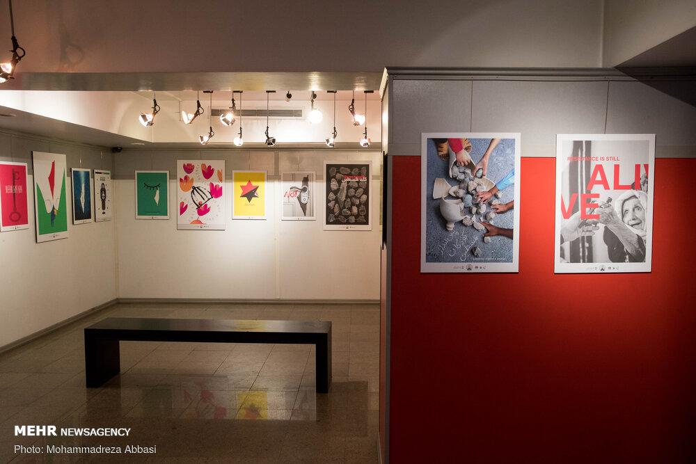 مسئله «فلسطین» از چشم هنرمندان جهان دور نیست/ قدرت نفوذ کاریکاتور