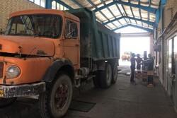 ۴۰ هزار دستگاه خودروی سنگین در استان سمنان معاینه فنی شدند