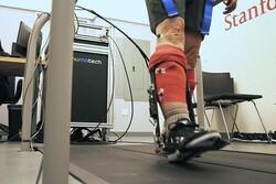 تولید اسکلت مصنوعی مچ پا برای افزایش سرعت حرکت