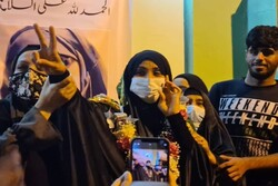 فعال زن بحرینی آزاد شد