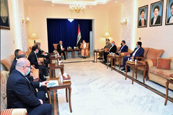Zairf, Hakim discussed regional, bilateral issues