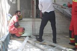 حادثه سقوط در چاه قدیمی/ نجات خانم ۴۰ ساله