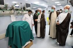 ۸ دستگاه درمانی از محل وقف برای بیمارستان ساری خریداری شد