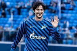 Rusya Ligi'nde yılın futbolcusu İranlı forvert Azmoun seçildi