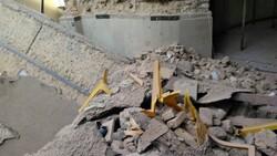 نجات دو کارگر از زیر آوار/ جزئیات حادثه در افسریه