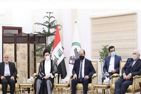 Iraq at forefront of fight against ISIL in region: Zarif