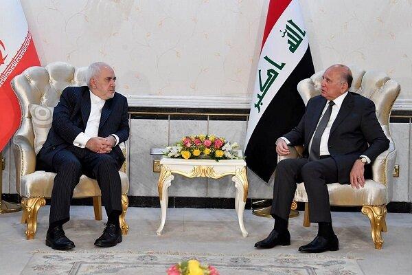 Dışişleri Bakanı Zarif, Irak ziyaretini değerlendirdi