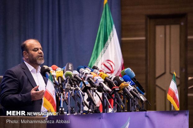 Rostam Ghasemi announces run for presidential elections