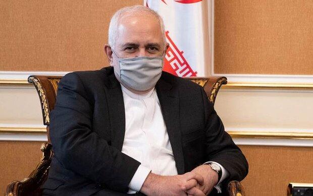 ایرانی وزير خارجہ کی آرمینیا کے صدر سے ملاقات