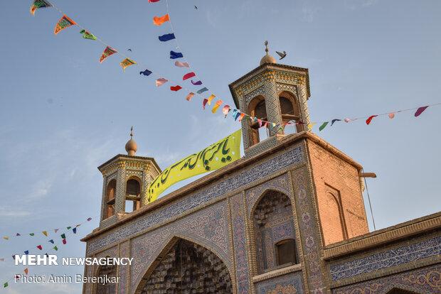 رزمایش معیشتی سفره مهربانی در شیراز