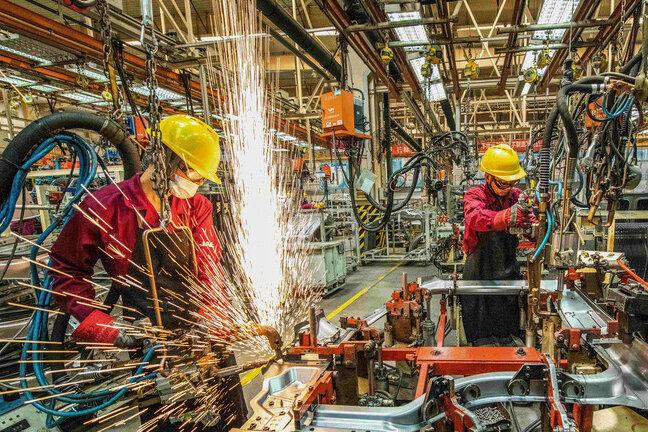جهش ۹۰ درصدی سود غولهای صنعتی چین در ماه مارس