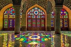 مسجد نصیرالملک شیراز میزبان مولودی خوانان غدیر
