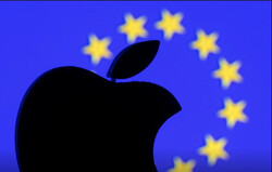Apple charged with breach of competition law