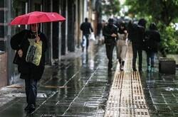 پیش بینی رگبارهای پراکنده همراه با وزش باد شدید در گلستان