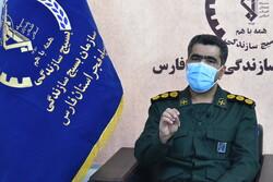 آمادگی بسیج سازندگی جهت کمک به حل تنش های آبی استان فارس
