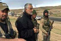 هراس از قدرت سلیمانی، آمریکا را از دخالت نظامی در سوریه بازداشت