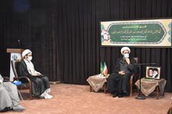 حضور رئیس مدارس صدرا کشور در استان همدان