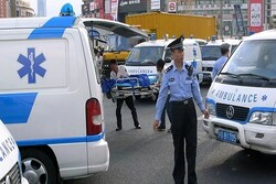 Knifeman attacks kindergarten in China