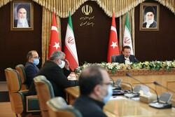 آثار تحریم و کرونا در روابط ایران و ترکیه در حال از بین رفتن است