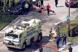 سقوط یک هواپیما در ایالت فلوریدا در آمریکا/ چند نفر کشته شدند