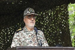 Ghader Rahimzadeh named Khatam alAnbia Air Defense Base chief