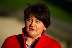 نخست وزیر ایرلند شمالی از مقام خود استعفا میدهد
