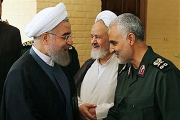 Gen. Soleimani Gov's advisor in regional, diplomatic affairs