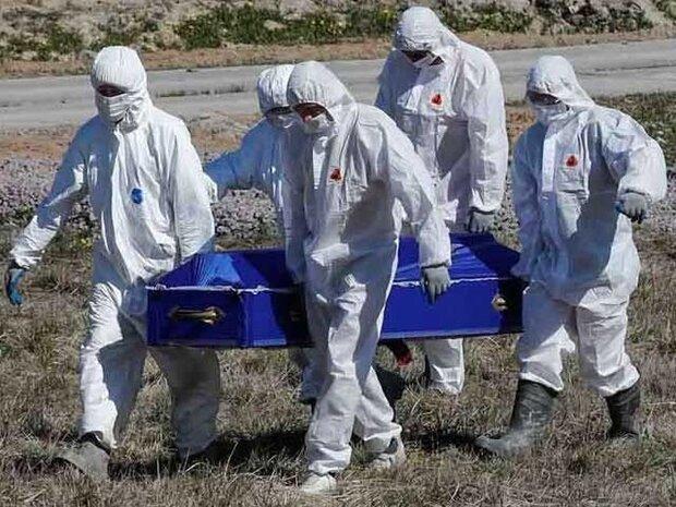 پاکستان میں کورونا وائرس سے 24 گھنٹوں میں مزید 101 افراد ہلاک